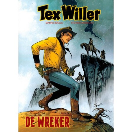 Tex Willer  05 De wreker