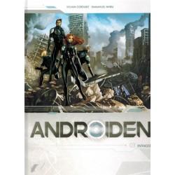 Androiden HC 03 Invasie