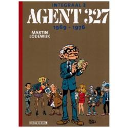 Agent 327  integraal HC 02 1969-1976