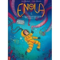 Enola & de fantastische fabeldieren 03 De kraken die een slechte adem had