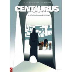 Centaurus HC 04 Het angstaanjagende land