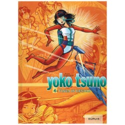 Yoko Tsuno  integraal HC 04 Vinea in gevaar
