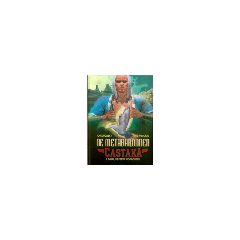Metabaronnen  Castaka 01 Dayal, de eerste voorouder
