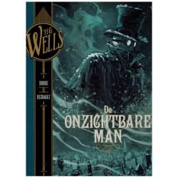 H.G. Wells HC 04 De onzichtbare man deel 1