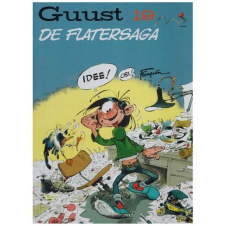 Guust Flater    Chronologisch HC 19 De flatersaga [gags 842-882]