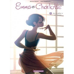 Emma en Charlotte 03 Als de glitter is verdwenen