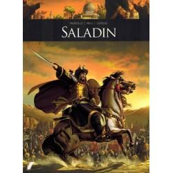 Zij schreven geschiedenis  05 Saladin