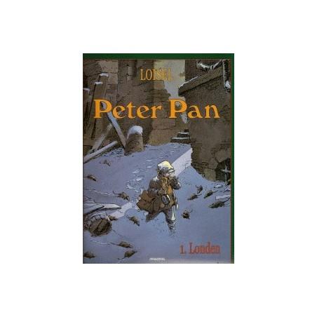 Peter Pan  setje HC Deel 1 t/m 6 1e drukken 1991-2005