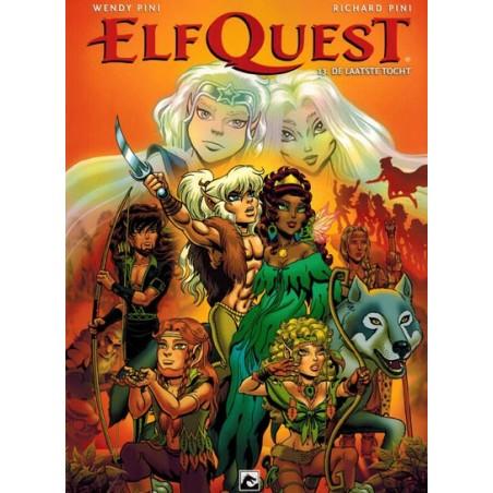 Elfquest   DD13 De laatste tocht