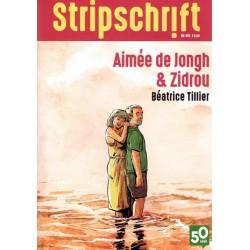 Stripschrift 455 Aimee de Jongh, Beatrice Tillier, Anne Frank