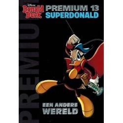 Donald Duck  Premium pocket 13 Superdonald Een andere wereld