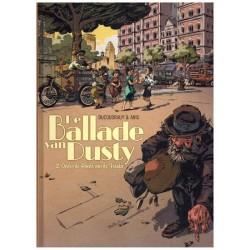 Ballade van Dusty HC 02 Onder de hoede van de freaks