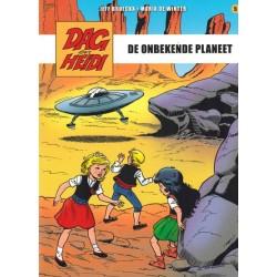 Dag en Heidi  05 De onbekende planeet