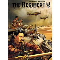 Regiment HC 02 Het verhaal van de SAS