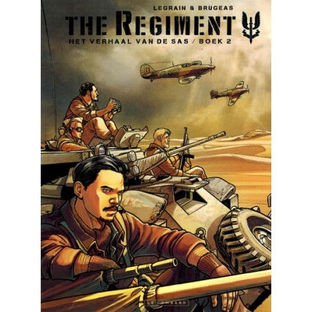 Regiment Het verhaal van de SAS HC 02