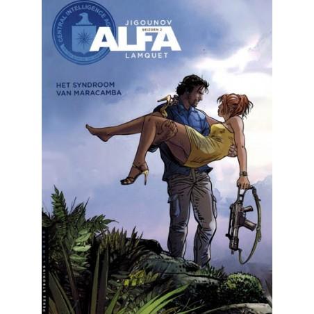 Alfa  13 Het syndroom van Maracamba