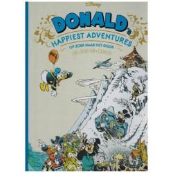 Donald Duck  EU 01 Happiest adventures HC Op zoek naar geluk*
