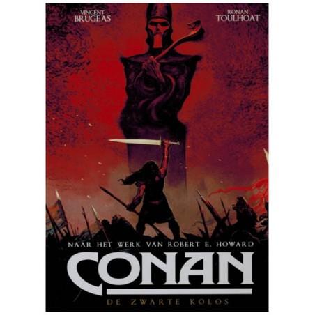 Conan   EU 02 HC De zwarte kolos (naar Robert E. Howard)*