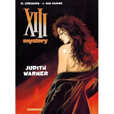 XIII  mystery HC 13 Judith Warner