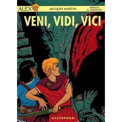 Alex  37 Veni, vidi, vici (naar Jacques Martin)