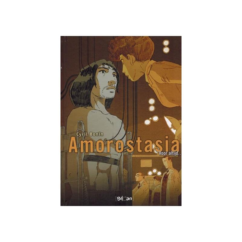 Amorostasia 02 HC Voor altijd...