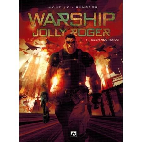Warship Jolly Roger setje deel 1 t/m 4