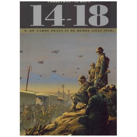 14-18 09 HC Op aarde zoals in de hemel (Juli 1918)
