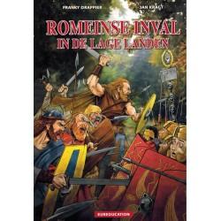 Eureducation HC 13 Romeinse inval in de Lage Landen