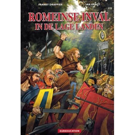 Eureducation 13 Romeinse inval in de Lage Landen