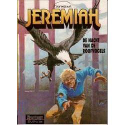 Jeremiah 01: De nacht van de roofvogels