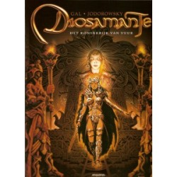 Diosamante 01<br>Het koninkrijk van vuur