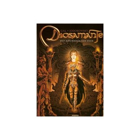 Diosamante 01 Het koninkrijk van vuur