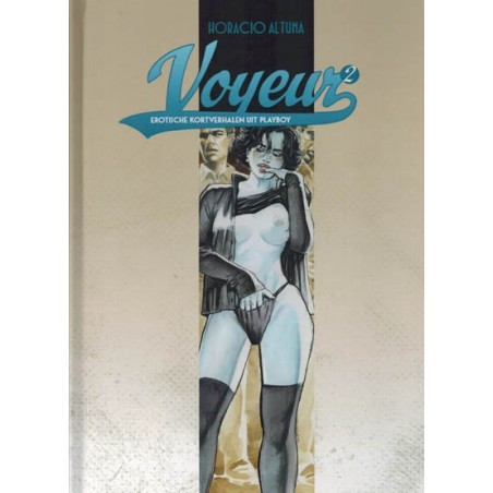 Voyeur integraal 02 HC Erotische kortverhalen uit Playboy