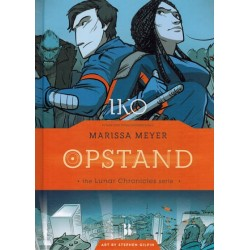 Iko The Lunar Chronicles serie HC 02 Opstand