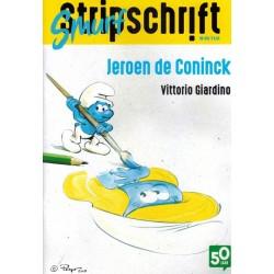 Stripschrift 456 Jeroen de Coninck, Smurfen, Vittorio Giardino
