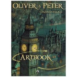 Olivier & Peter HC Artbook