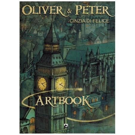 Oliver & Peter HC Artbook