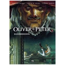 Olivier & Peter HC 03 Bloedbroeders