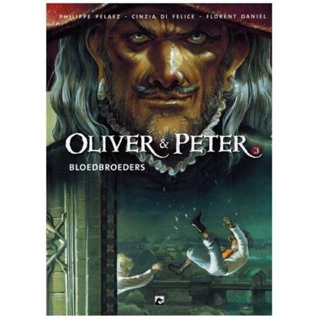 Oliver & Peter HC 03 Bloedbroeders
