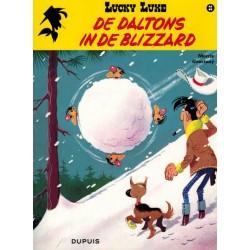 Lucky Luke   22 De Daltons in de blizzard