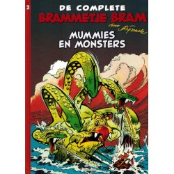 Brammetje Bram  integraal HC 02 Mummies en monsters
