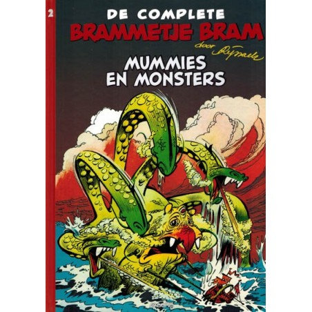 Brammetje Bram  integraal 02 HC Mummies en monsters