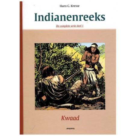 Indianenreeks  integraal HC 01 Kwaad