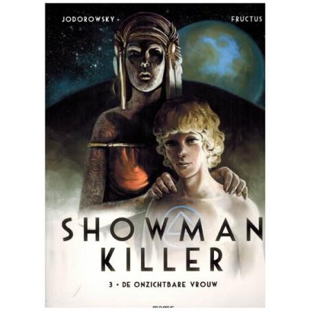 Showman killer HC 03 De onzichtbare vrouw