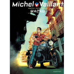 Michel Vaillant   II HC 07 Macau