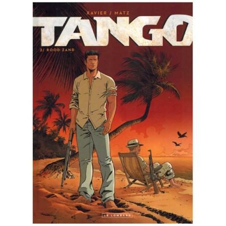 Tango HC 02 Rood zand 1e druk 2018