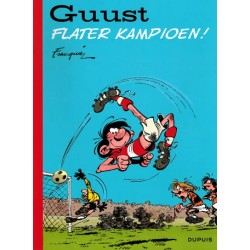 Guust Flater  thema album 10 Flater kampioen!