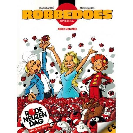 Robbedoes   Special Rode neuzen