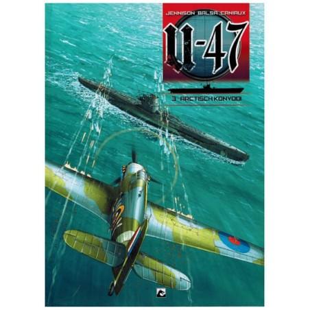 U-47 HC 03 Arctisch konvooi
