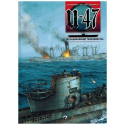 U-47 HC 04 De Amerikaanse tegenaanval